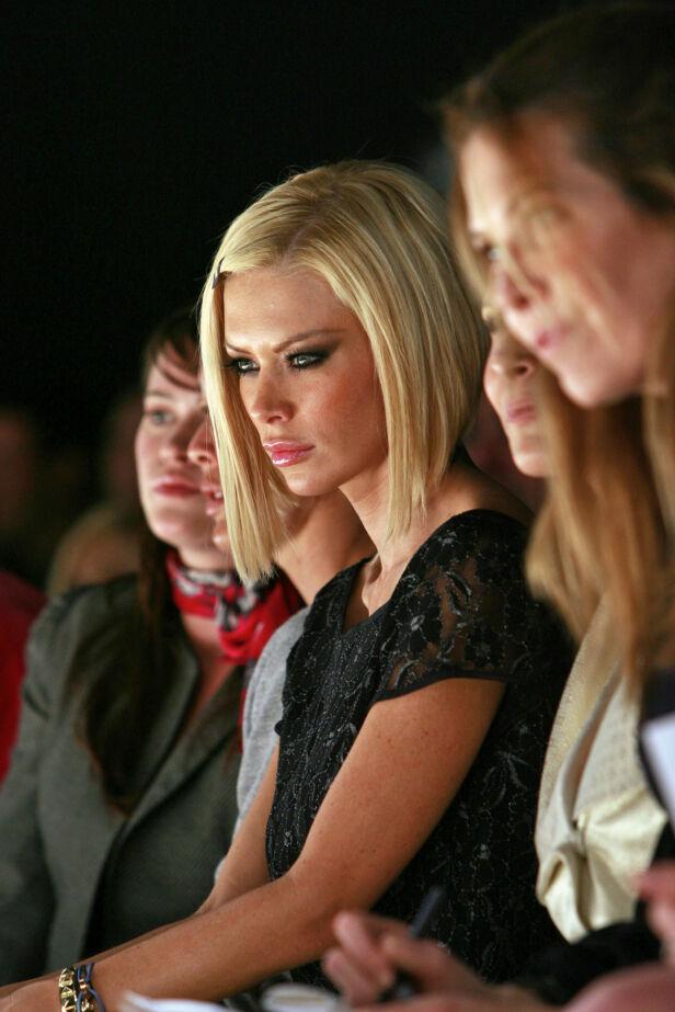 GA SEG: I 2008 kunngjorde Jenna Jameson at hun ville trekke seg ut av pornobransjen. Foto: NTB Scanpix