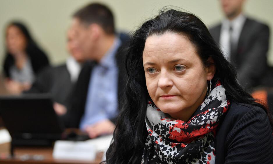 DOMMEN er falt - og Beate Zschäpe funnet skyldig i blant annet medvirkning til ni drap. Foto: action press