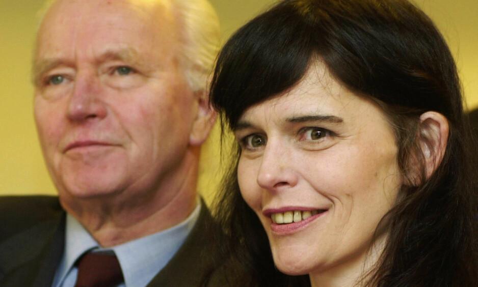 RUSKAMPEN: Thorvald Stoltenberg og familien var åpen om datteren Nini sin rusavhengighet. Åpenheten har hjulpet mange pårørende og rusavhengige. Foto: Erlend Aas / NTB Scanpix