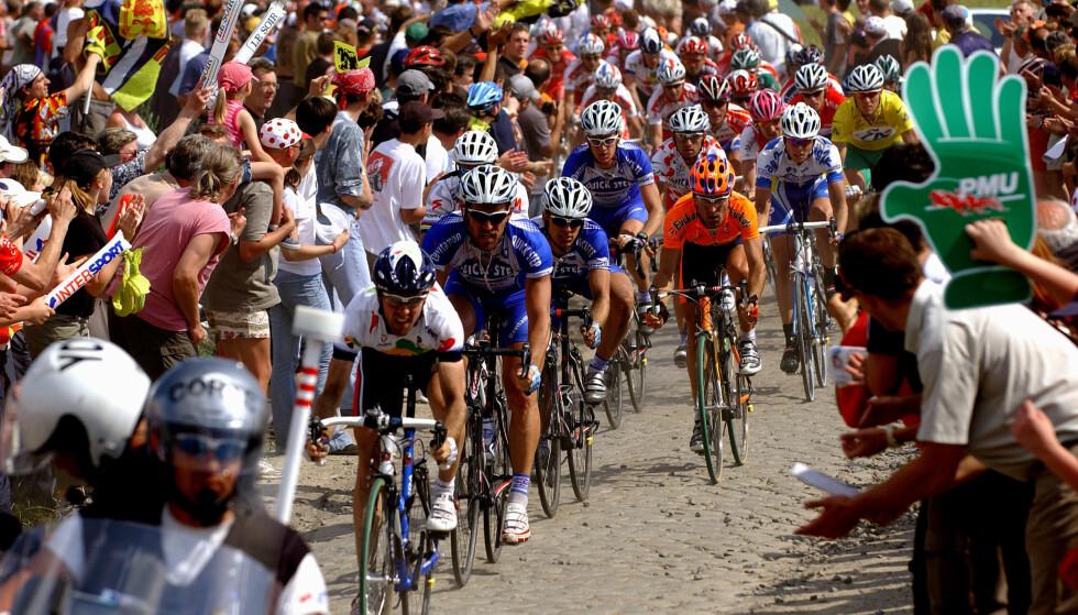 Når Tour de France inntar «Helvete i Nord»