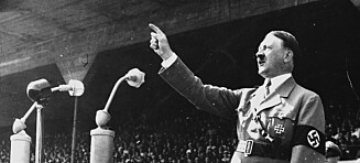 Hitlers «Min kamp» på bestselgerlista