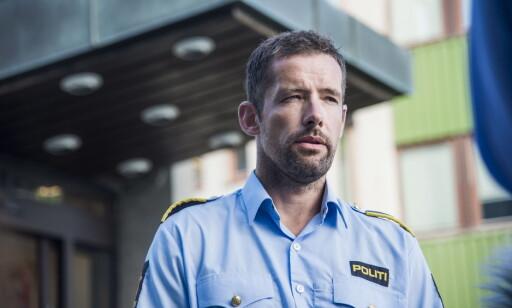 ETTERFORSKNINGSLEDER: Steffen Andreassen utenfor politihuset i Vadsø. Foto: Andreas Lekang / Dagbladet