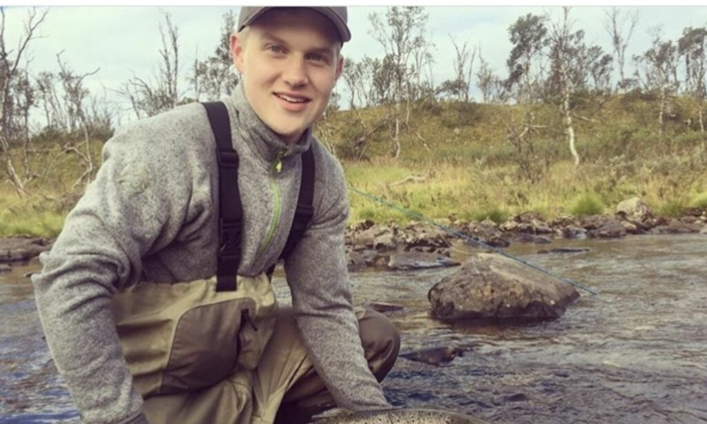 DREPT PÅ JOBB: Håvard Pedersen (18) var på jobb på Coop Extra i Vadsø da han ble drept. Foto: Privat