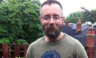 OFFER: 49 år gamle Andre Kinsman var et av McArthurs ofre, ifølge siktelsen mot gartneren. Foto: NTB Scanpix