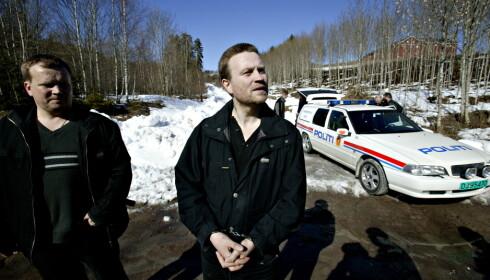 SIKTET: John Edvin Lie, tidligere kjent som Johnny Olsen,var siktet for drap i Maridalen. Nå er han siktet for likskjending, men nekter straffskyld. FOTO: Aleksander Nordahl / Dagbladet