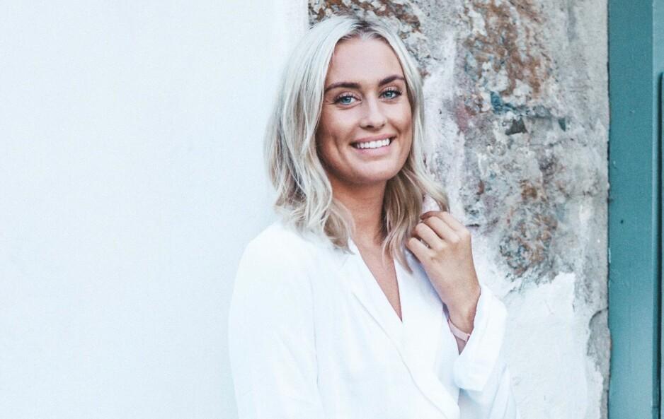 TILBAKE: Andrea Sveinsdottir er klar for nok en realityserie. Foto: Privat
