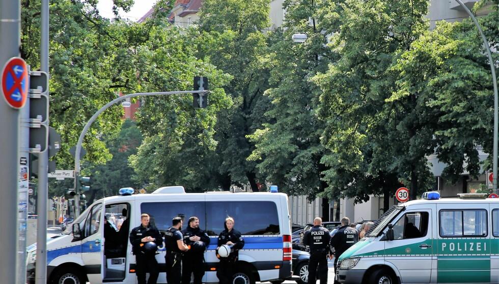LOVENS LANGE: Politiet i Berlin slo i forrige uke til mot 16 medlemmer av en arabisk storfamilie - og tok fra dem 77 eiendommer som er kjøpt med penger skaffet gjennom kriminalitet. Foto: Asbjørn Svarstad/Dagbladet