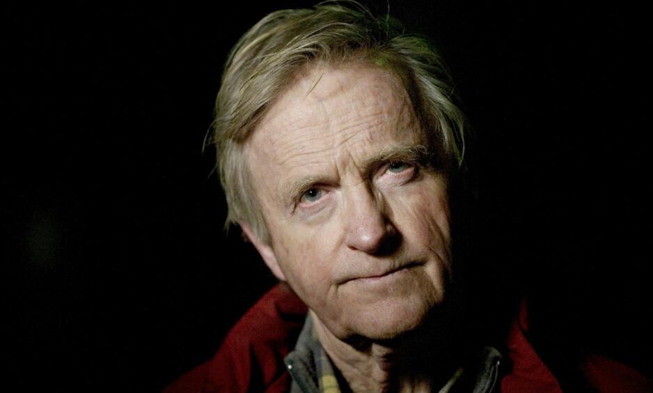 DØD: Den kjente advokaten Tor Erling Staff døde i dag, 85 år gammel. Foto: Torbjørn Grønning / Dagbladet