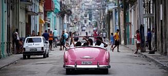 Cuba med ny grunnlov, men i 2021 kan alt snus på hodet