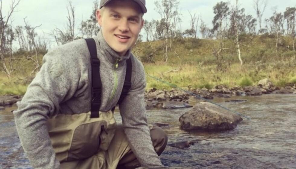 DØDE: Håvard Pedersen ble bare 18 år gammel. En 17 år gammel afghaner med midlertidig opphold er siktet i saken. Foto: Privat