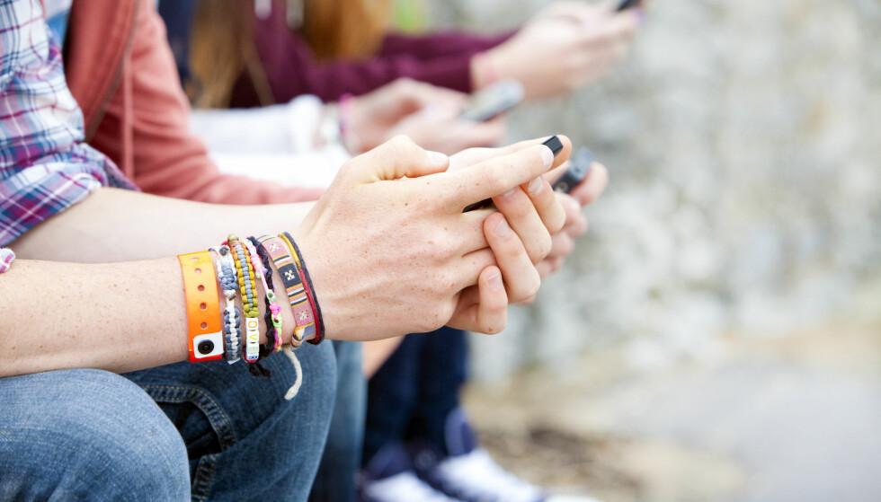 ANNERLEDES VIRKELIGHET: Vi må slutte å klage på ungdommen og spørre oss selv: Hvor hen og hvordan ungdommene skal bli inspirerte og finne mening i å logge av? spør artikkelforfatter. Foto: Shutterstock / NTB Scanpix