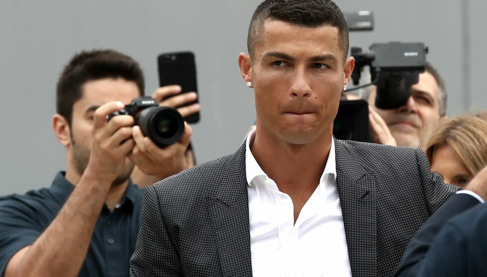 TIL ITALIA: Juventus har hentet Cristiano Ronaldo i håp om å vinne Champions League. Foto: Isabella Bonotto / AFP Photo / NTB Scanpix