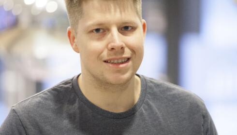DANSK STJERNE: Nicolai Ellistgaard har hyret inn som kjøkkensjef under vann.