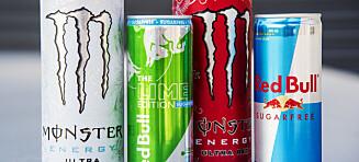Energidrikk fjernet sukkeret og tok helt av: - Et paradoks