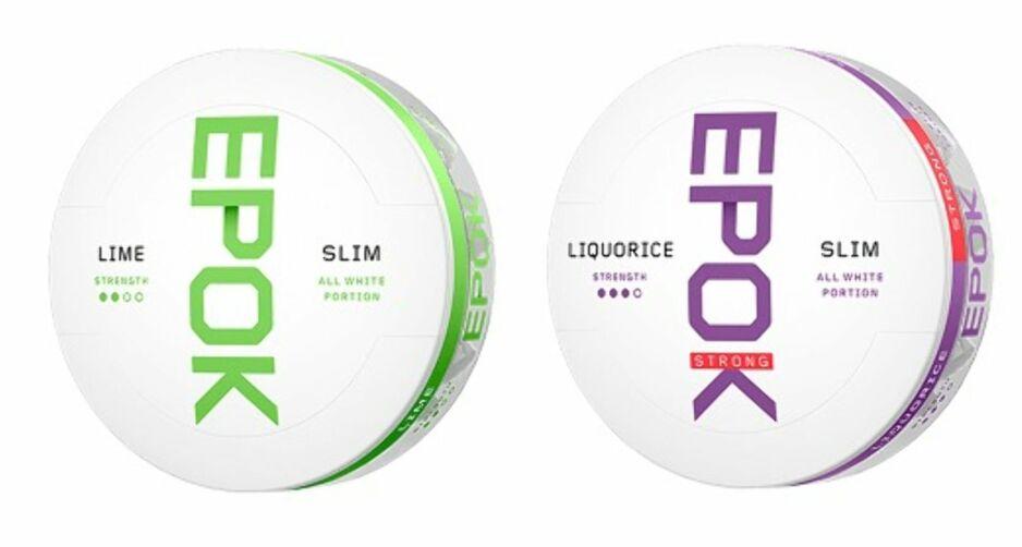 TREKKES: Disse snusvariantene uten tobakk i tillegg til Epok Ice Cool Strong forsvinner fra norske butikkhyller i dag.
