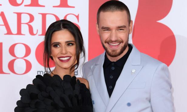 10 ÅR: Cheryl Cole møtte Liam Payne for første gang da han var 14 år gammel. Åtte år senere forelsket de seg i hverandre. Foto: NTB Scanpix