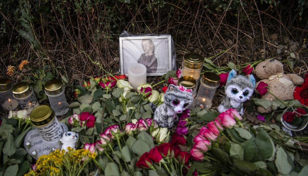 VARHAUG: Sunniva Ødegård (13) ble funnet død rundt klokka tre om natta mandag. Foto: Lars Eivind Bones / Dagbladet