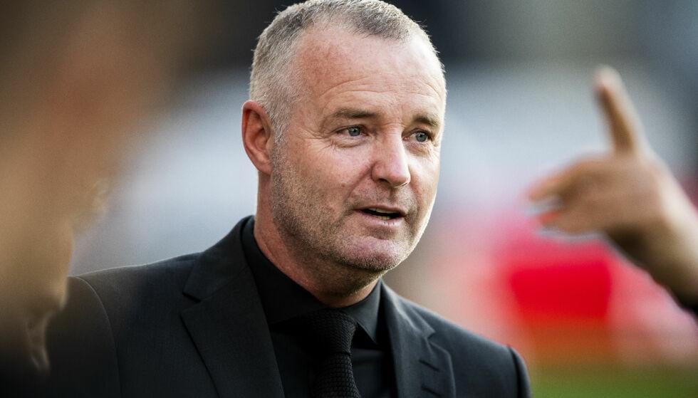 TRENER: Rini Coolen har blitt kastet inn i Rosenborg-jobben. Lørdag debuterer han i Eliteserien mot bynabo Ranheim. Foto: Ole Martin Wold / NTB scanpix