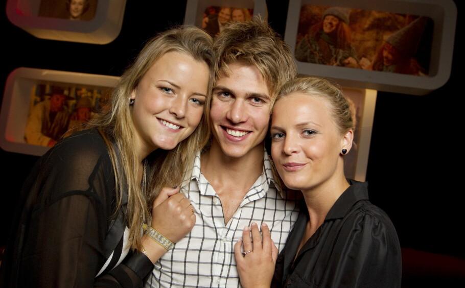 «TREKANT»: Marie Kinge, Thomas Albertsen Dahlen og Pia Dailey Christoffersen var alle tre med i første sesong av det omdiskuterte programmet. Foto: NTB Scanpix