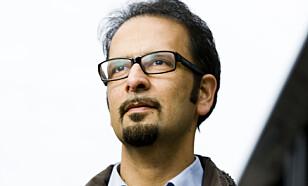 KRITISK: Menneskerettighetsforkjemper Mahmood Amiry-Moghaddam mener Sandberg umulig kan ha forstått signalene han sender ut ved å nærme seg prestestyret i Iran.  Foto: Berit Roald / NTB Scanpix