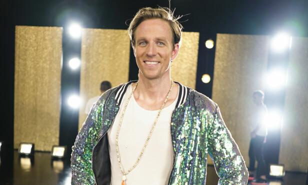DJ: Jan Gunnar Solli skal danse seg inn i folkets hjerter til høsten. Foto: Joakim Kleven / TV 2