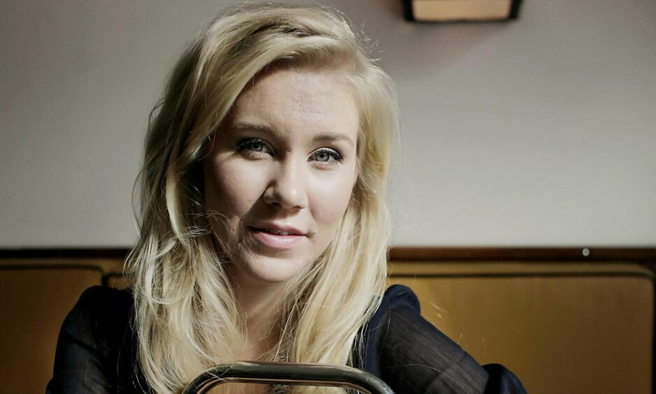 LUKRATIVT: Isabella Löwengrip (27), bedre kjent som «Blondinbella», startet bloggen sin i 2005, og har siden blitt en av Sveriges mest profilerte bloggere. I tillegg har hun de siste åra gjort suksess som gründer, foredragsholder og forfatter. Det blir det tilsynelatende penger av. Foto: Espen Røst / Dagbladet