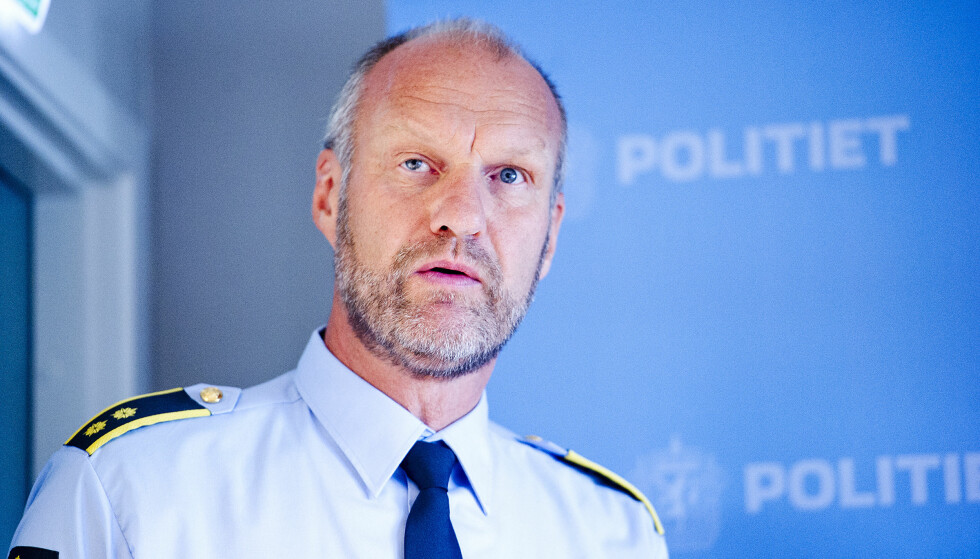 KRIMSJEF: Knut Vidar Vittersø. Foto: Jon Olav Nesvold / NTB scanpix