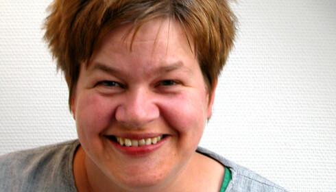 FORFATTER: Line Eldring, rådgiver i Fellesforbundet, har skrevet boka sammen med Ørjasæter. Foto: Fellesforbundet.