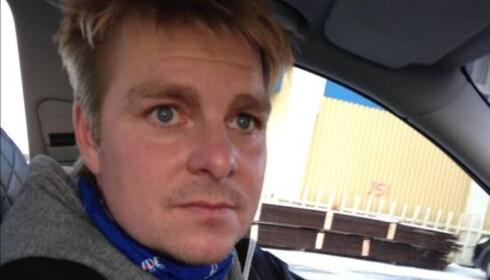 TOMME FELT: Rekefisker Tor Inge Larsen forteller om tomme rekefelt. Foto: Privat