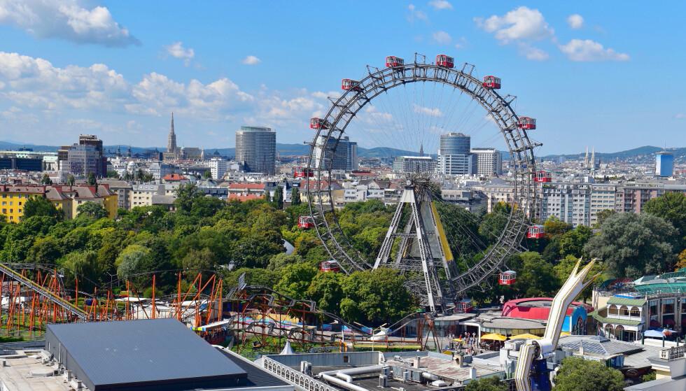 VERDENS BESTE: Ifølge den årlige storbyrankingen som The Economist gjennomfører, har Wien overtatt posisjonen som verdens beste by å leve i. Foto: NTB Scanpix