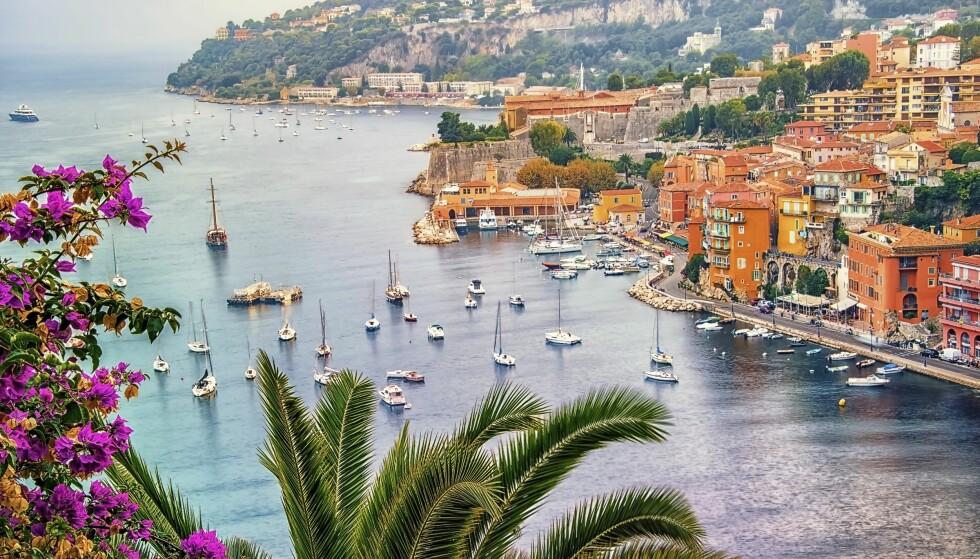 VAKKERT: Villefranche-sur-Mer er en av Rivieraens hyggeligste byer. Foto: Mari Bareksten / Magasinet Reiselyst
