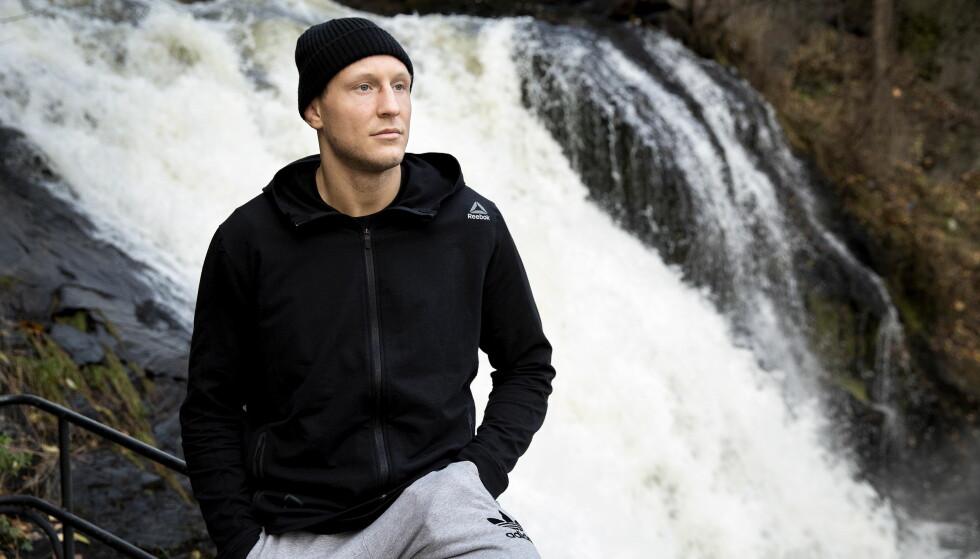 REAGERTE: Jack Hermansson reagerte over en video fra en MMA-stjerne som latterliggjorde fattige hjemløse. Han ble sitert i store medier verden rundt for sitt sterke engasjement. Foto: Henning Lillegård / Dagbladet