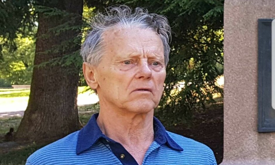 SAVNET: 76 år gamle Håkon Olsen forsvant fra Madserudhjemmet i Oslo 28. juli. Foto: Privat