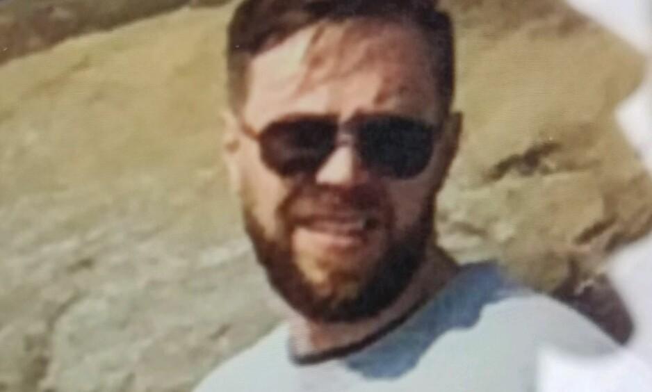 FUNNET: Matthew Matheny (40) ble funnet i en fjellside ved Mount St. Helens i delstaten Washinton i USA, seks dager etter at han ble savnet. Foto: Cowlitz County Sheriff's Office / Facebook