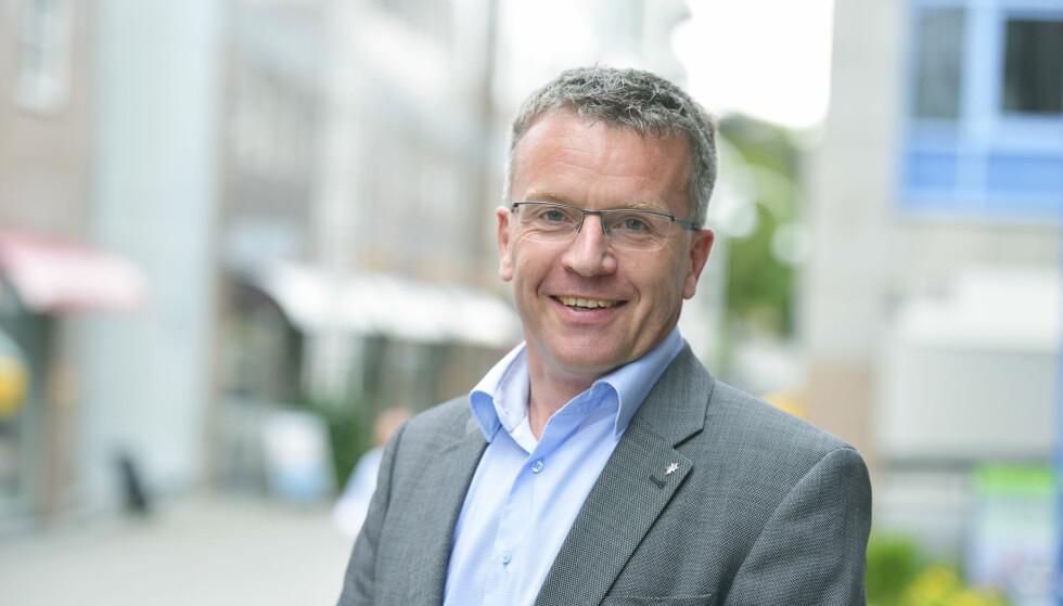 BÆREKRAFTIG FREMTID: Vi ønsker å bidra til en bærekraftig fremtid, og vil være konkurransedyktig også i en lavutslippsfremtid, skriver sjefsøkonom i Equinor, Eirik Wærness. Foto: Harald Pettersen, Equinor
