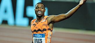 Norges raskeste om verdens nye sprintkomet: - En gærning