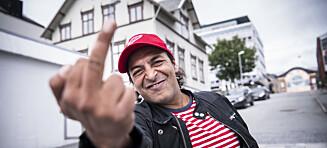 Leon Bashirs oppgjør med norsk filmbransje: Derfor stormet han Amanda-scenen