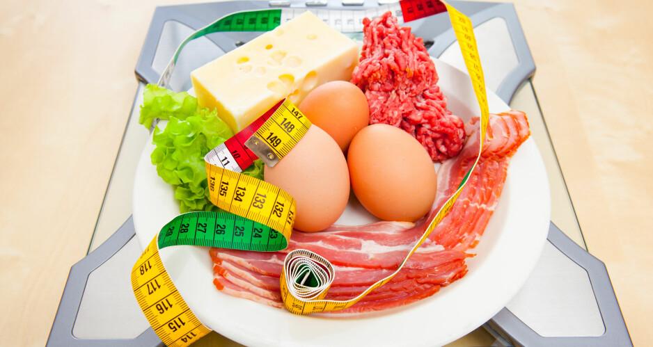 LAVKARBOFORSKNING: Å spise for lite karbohydrater kan forkorte livet, fastslår amerikanske forskere i en ny undersøkelse. Foto: Shutterstock