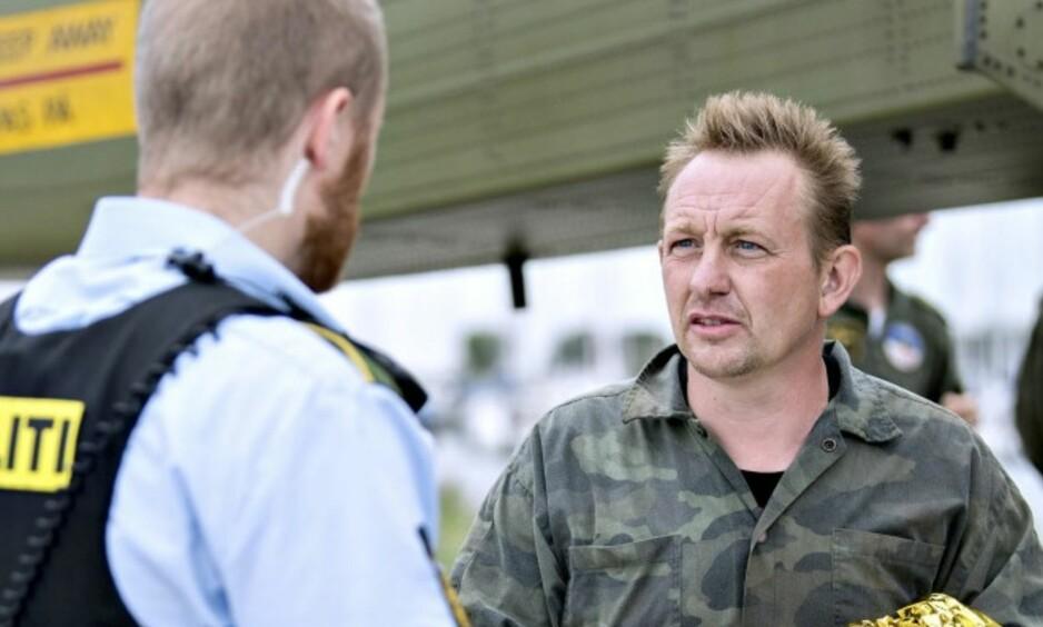 SA OPP: En kvinnelig fengselsbetjent sluttet i jobben sin for å kunne opprettholde kontakten med Peter Madsen. Madsen soner en livstidsdom for drapet på Kim Wall. Foto: NTB Scanpix