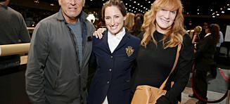 Henter Springsteens datter til ridelag