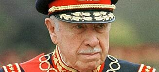 Endelig farvel med Pinochet