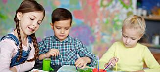 - Barn som spiller lurer ikke på noe, annet enn når de skal få spille mer