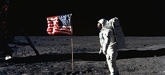 Neil Armstrong reiste til månen, men hans lengste reise var sju meter for å redde sønnen