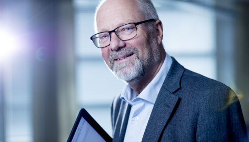 MÅ ENDRES: Sjeføkonom Erik Orskaug i Unio mener regjeringen må ta ansvar. Foto: Bo Mathisen/Unio