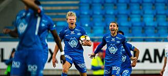 Håland tente håpet - men Molde sløste med sjansene