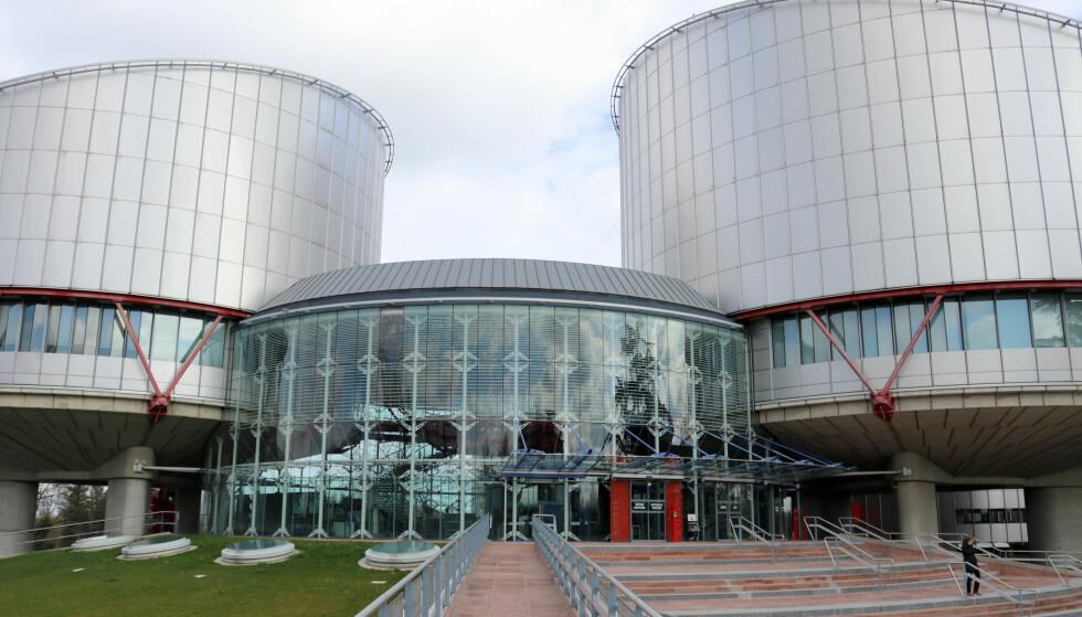 DOM: Dommen mot Norge falt i Menneskerettighetsdomstolen i Strasbourg torsdag. Foto: Violetta Kuhn/dpa / NTB scanpix