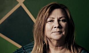 ER MED: Artist Mari Boine. Foto: Jørn H. Moen / Dagbladet