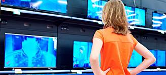 Alt du bør tenke på før du skal kjøpe ny TV