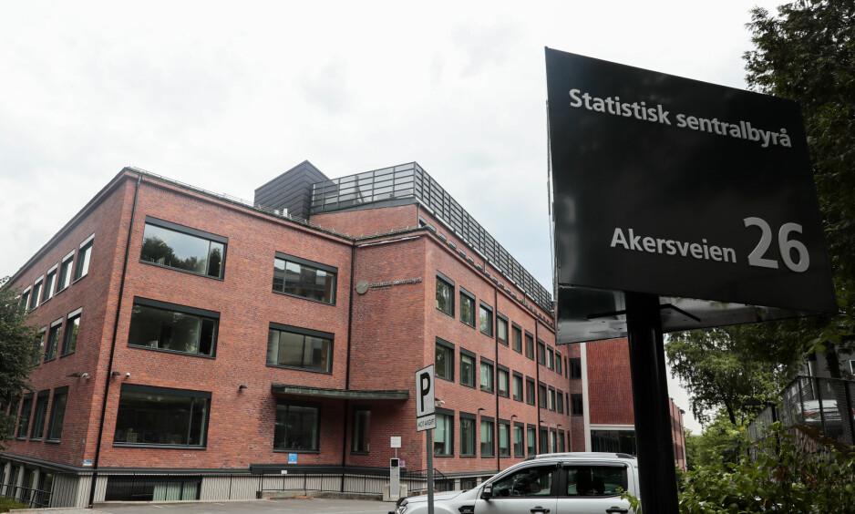 «HYGGELIGE TALL»: SSB blir beskyldt for å bare gi oss hyggelige tall om arbeidsledigheten blant flere innvandringsgrupper i Norge, deriblant syrere, afghanere, eritreere, somaliere og irakere. Foto: Lise Åserud / NTB Scanpix