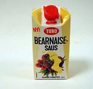 Ærlig talt, Toro: - Kan man kalle dette bearnés?